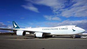Cathay Pacific lanza un servicio de carga a Riad