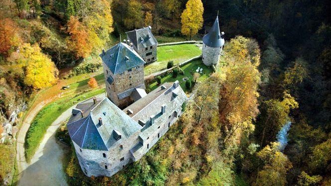 Cinco mágicos castillos en Valonia