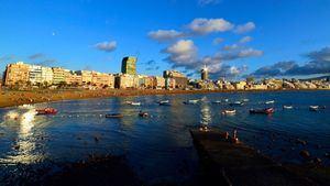 Las Palmas de Gran Canaria devuelve el cumplido a la escritora con la Plaza Agatha Christie