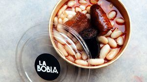 El restaurante asturiano del centro de la capital La Bobia lanza el servicio a domicilio