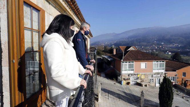 Galicia invierte en la conservación y en la modernización de inmuebles históricos