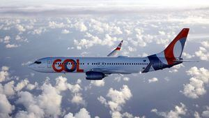 La aerolínea brasileña GOL Linhas Aéreas cumple 20 años