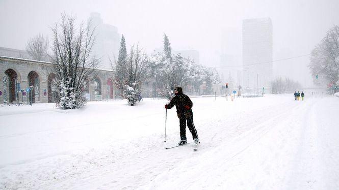 2021 se estrenó en forma de nieve