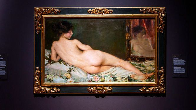Invitadas: El Museo Nacional del Prado expone Autorretrato de Aurelia Navarro
