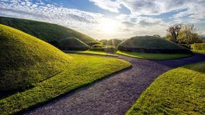 Tumbas megalíticas de Knowth