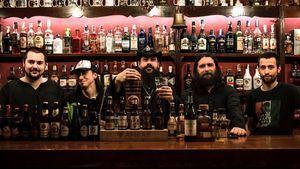 Los Drunken Cowboys llegan a Madrid con Mecedoras para Todos