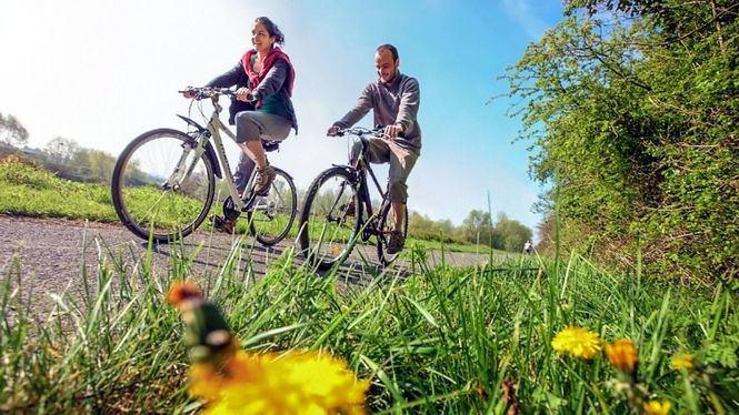 Recorrido en bicicleta por 500 kilómetros de Valonia