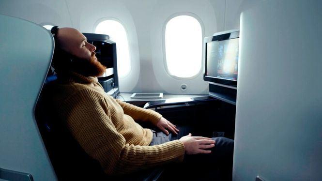Air Europa amplía su entretenimiento a bordo