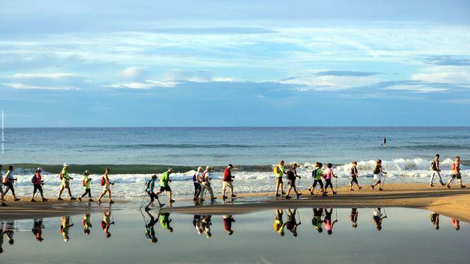 La marcha nórdica, uno de los deportes más antiguos del mundo