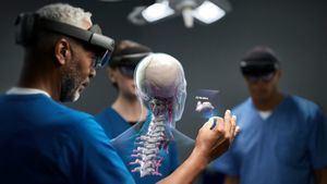 HoloLens 2 el dispositivo que abre la puerta a la cirugía en remoto a nivel mundial