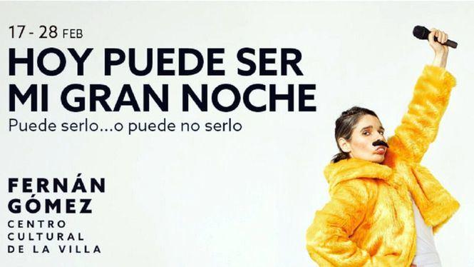 Hoy puede ser mi gran noche, de Teatro En Vilo, en el Fernán Gómez