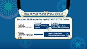 La exhibición internacional de ciclismo Taipéi Cycle se llevará a cabo de forma virtual