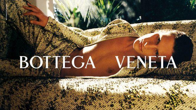 Campaña de Bottega Veneta para su nueva colección Salon 01
