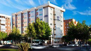 Hotel Elba Almería. Corazón urbano y espíritu deportivo
