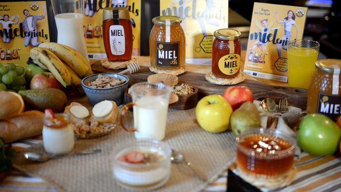 La miel lanza una campaña para conquistar a las familias españolas