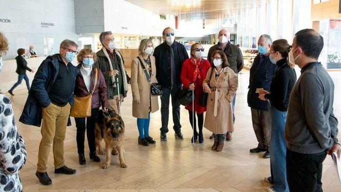 El Museo Nacional del Prado ofrece visitas guiadas para personas ciegas