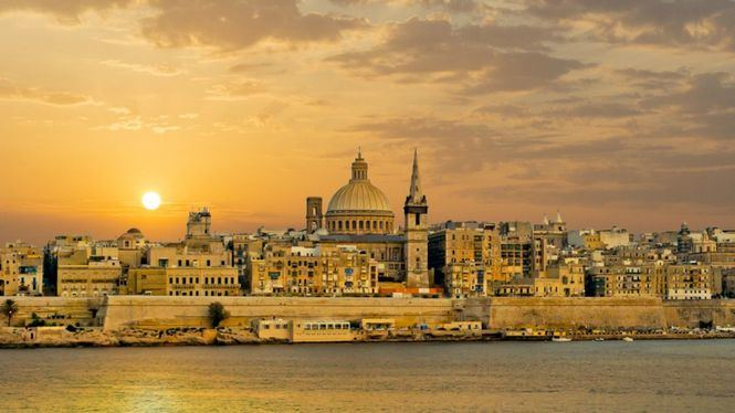 La Valletta un destino muy instagrameables