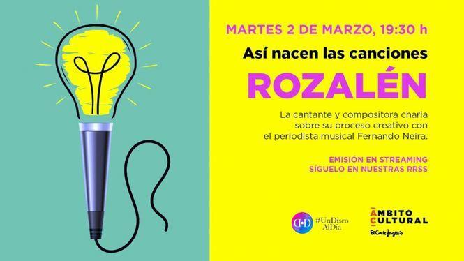 Ámbito Cultural: Oteiza, Rozalén, Nacho Ares y Teatro en Femenino para abrir marzo