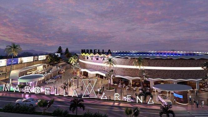 Marbella Arena prepara su programación para los próximos meses