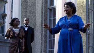 La actriz Octavia Spencer como Madam CJ Walker en la serie homónima de Netflix
