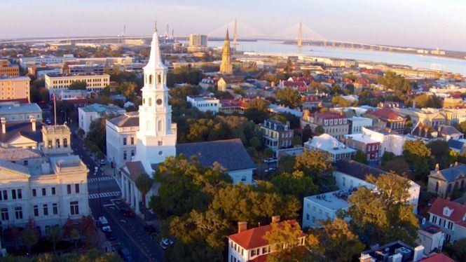 Charleston, una combinación única de tradición y modernidad
