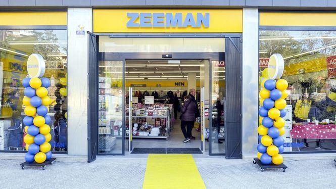 Un nuevo local de la cadena holandesa Zeeman en Getafe