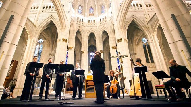 Capilla Jerónimo de Carrión: Nuestra propuesta musical va directa al corazón del oyente