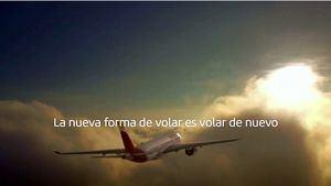 Iberia lanza una campaña al mercado con el objetivo de generar confianza y volver a volar