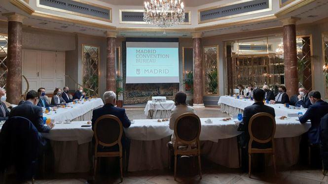 Maíllo apuesta por la sostenibilidad y la innovación en la celebración de los congresos