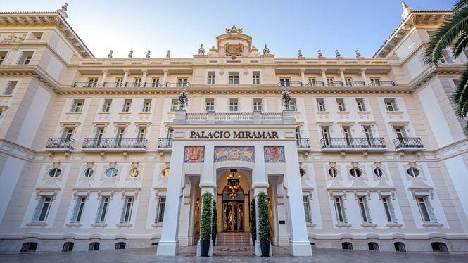 Gran Hotel Miramar celebra con éxito la alfombra roja de los Premios Goya 2021
