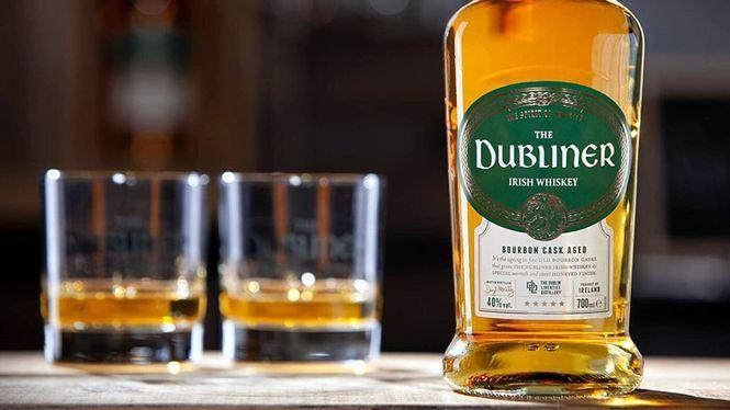 The Dubliner Irish Whiskey lleva hasta tu casa la esencia de San Patricio