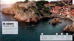 La Revista Ronda Iberia dedica su portada a La Coruña