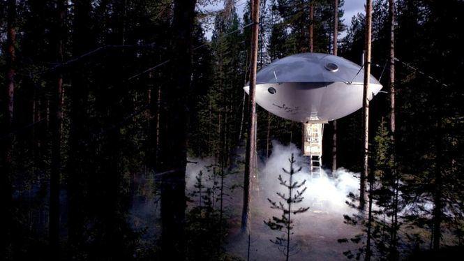 Alojamientos que transportarán a los viajeros al espacio exterior