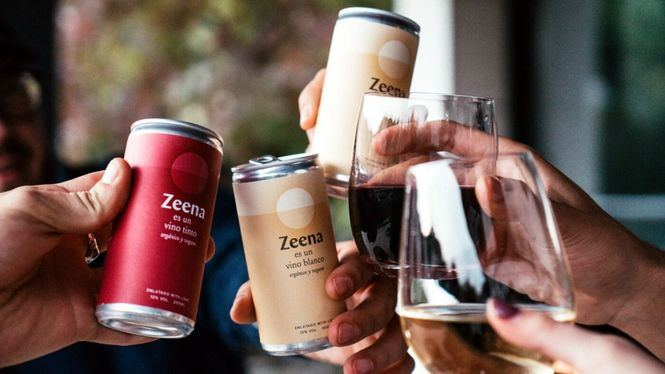Zeena, la revolución natural del vino