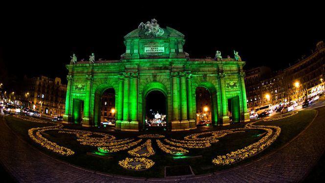 Monumentos de toda España se iluminarán de verde por San Patricio