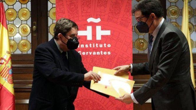 El Instituto Cervantes y Paradores acuerdan promocionar el español y el patrimonio cultural