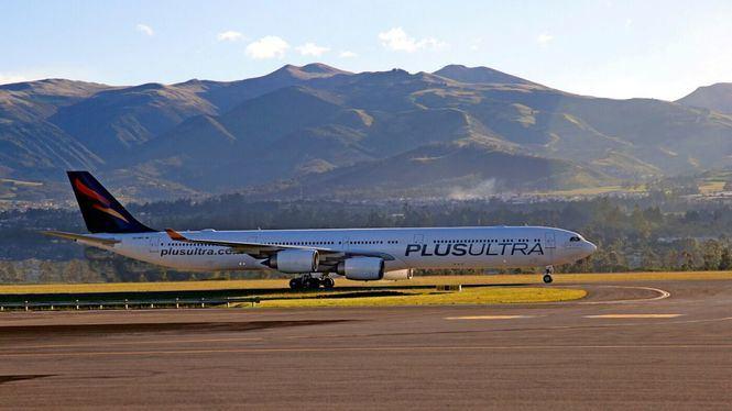 Plus Ultra Líneas Aéreas recibe la aprobación a la ayuda de rescate solicitada