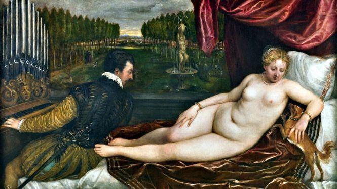 Pasiones mitológicas: Tiziano, Veronese, Allori, Rubens, Ribera, Poussin, Van Dyck, Velázquez