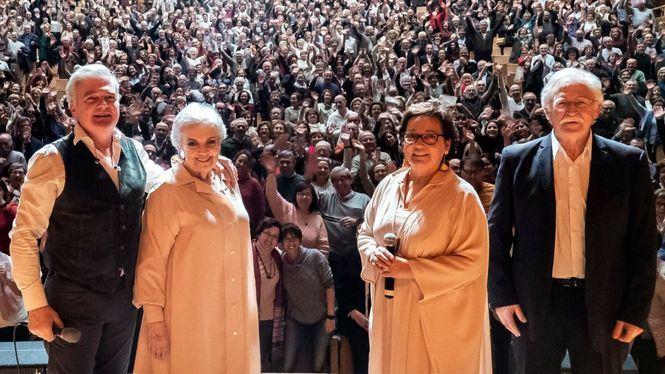 El Consorcio, más de medio siglo regalando éxitos, en el Teatro Nuevo Alcalá