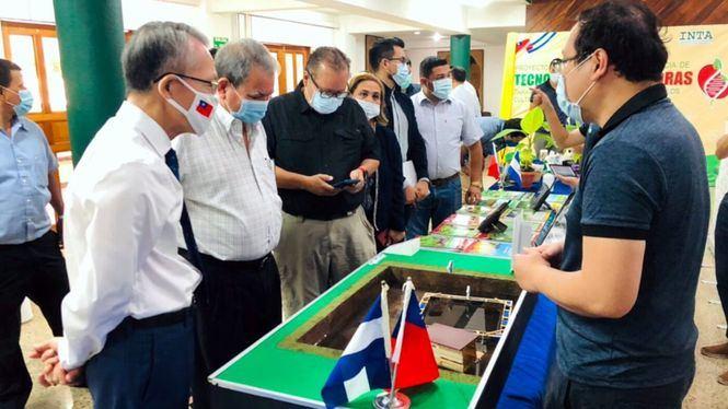 Congreso sobre cambio climático en Nicaragua