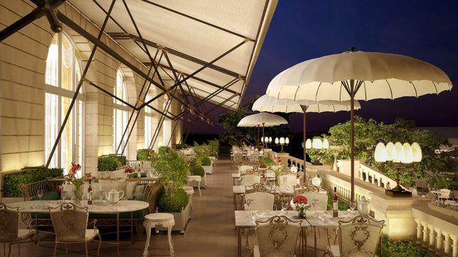 Propuesta gastronómica de Mandarin Oriental Ritz Madrid