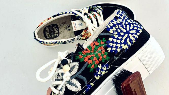 Dolfie presenta su línea más sostenible de calzado vegano