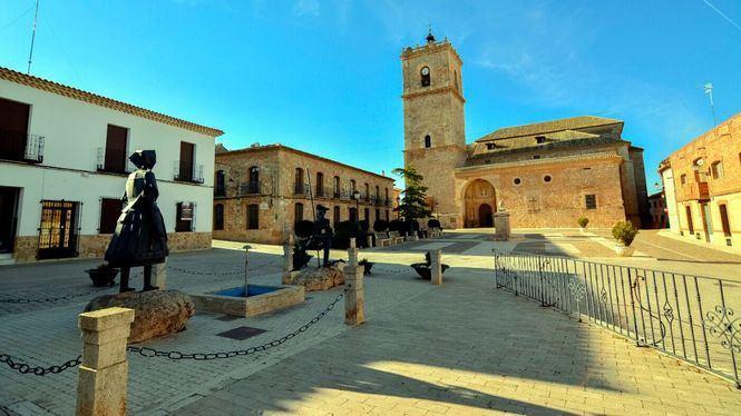 Seguir los pasos de Galdós por el País de Don Quijote