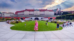 Escapada de lujo a Varsovia