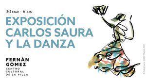 El Fernán Gómez. Centro Cultural de la Villa presenta la exposición Carlos Saura y la danza
