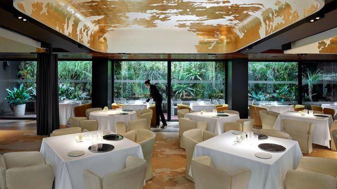 Reabre el restaurante Moments del hotel Mandarin Oriental de Barcelona