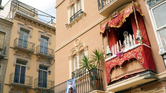 V Concurso de Embellecimiento de Balcones y Fachadas de Cartagena