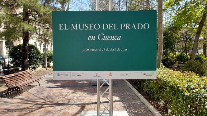 Cuenca acoge la exposición El Prado en las calles