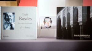 El legado de Luis Rosales, en la Caja de las Letras, recuerda la vida y obra del gran poeta