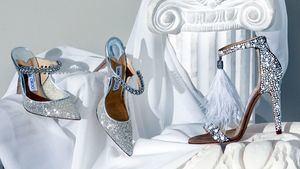Una colección nupcial de elegancia clásica y atemporal de Jimmy Choo
